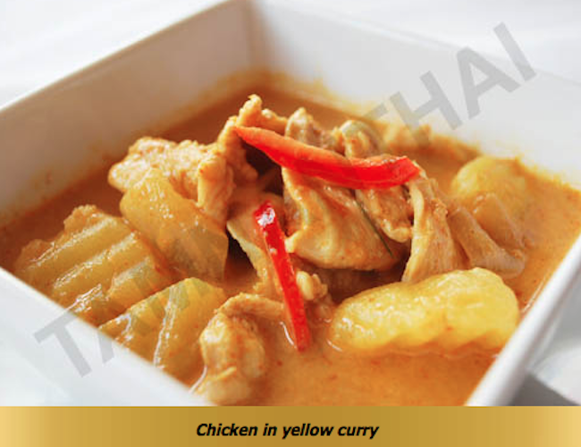 hustlersbangkok.com food chicken curry